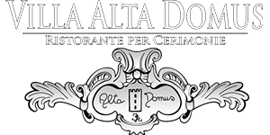 Benvenuti al ristorante Villa Alta Domus