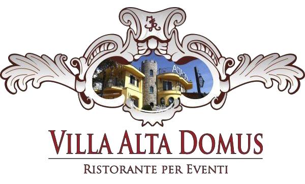 logo di villa alta domus