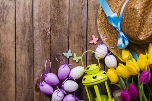 Aperti a Pasqua e Pasquetta per il pranzo!